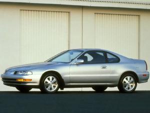 Комплект порогов Honda Prelude (1991–1997)