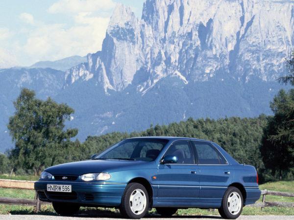 Комплект порогов HyundaiLantra 1 (1990-1995)