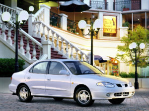 Комплект порогов HyundaiLantra 2 (1995-2000)