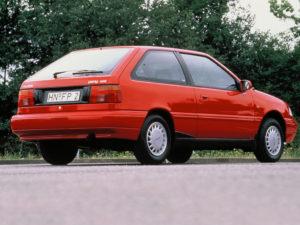 Комплект порогов Hyundai Pony (1975-1995)