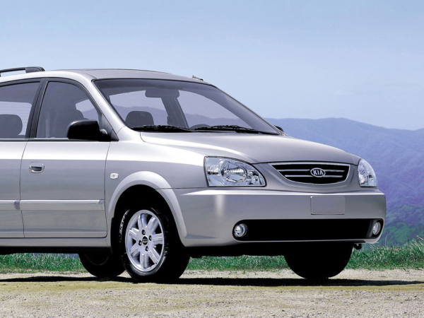 Комплект порогов Kia Carens (1999-2006)