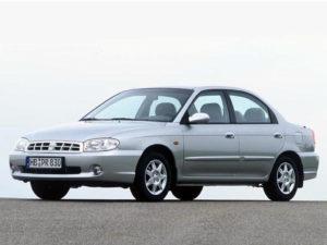 Комплект порогов Kia Sephia 1 (199-1998)