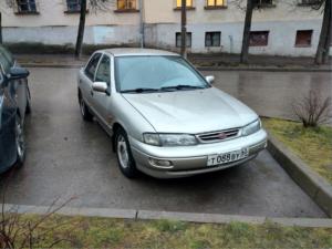 Комплект порогов KiaSephia 2 (1997-2004)