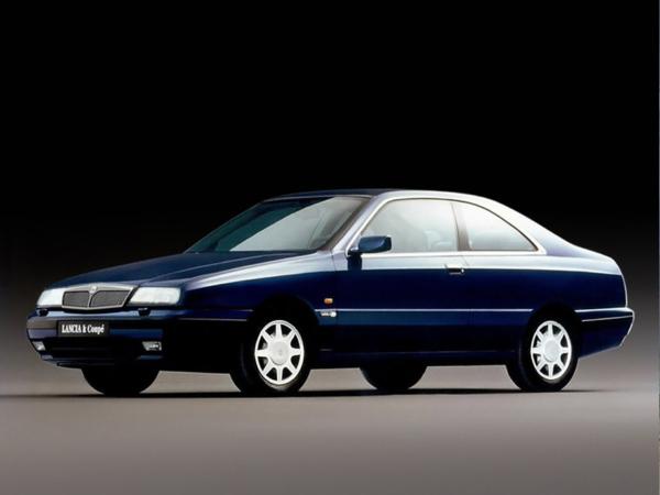 Комплект порогов Lancia Kappa Coupe (1999-2001)