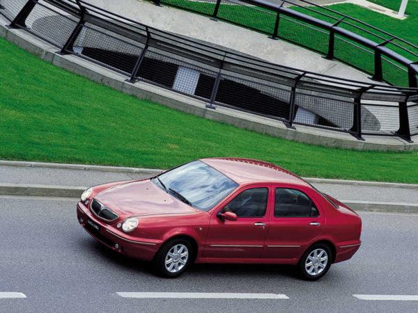 Комплект порогов Lancia Lybra (1999-2006)