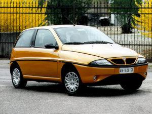 Комплект порогов Lancia Y (1996–2003)