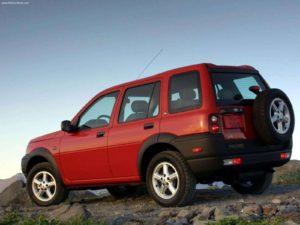 Комплект порогов Land Rover Freelander 1 (1996-2005)