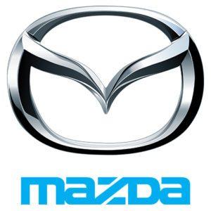 Пороги Mazda
