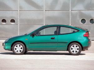 Комплект порогов Mazda 323 C (1994-1998)