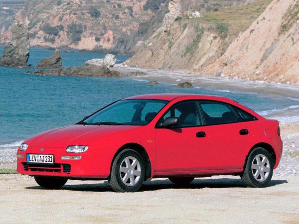 Комплект порогов Mazda 323 F (BA) (1994–1998)