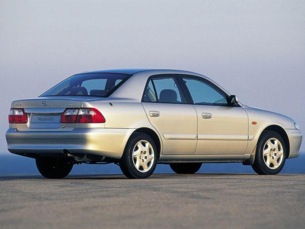Комплект порогов Mazda626 (1997-2003)