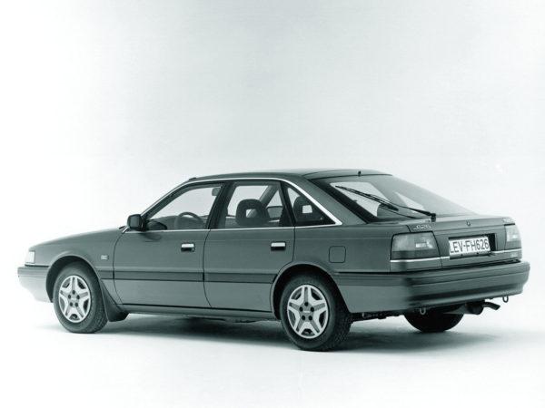 Комплект порогов Mazda 626 (1987-1992)