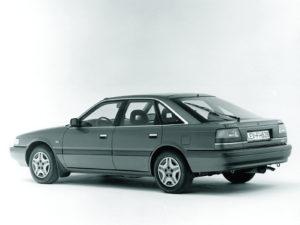 Комплект порогов Mazda 626 (GD) (1987–1992)
