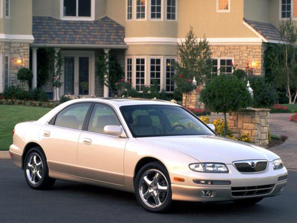 Комплект порогов MazdaXedos 9 (1992-2001)
