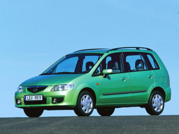 Комплект порогов MazdaPremacy (CP) (1999–2005)