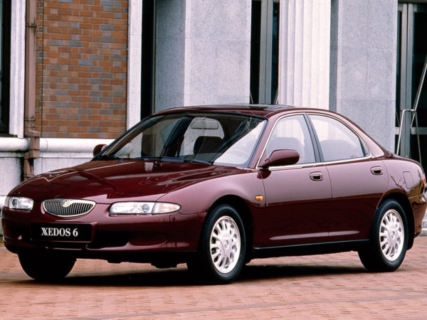 Комплект порогов MazdaXedos 6 (1992-2000)