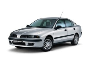 Комплект порогов MitsubishiCarisma (1995-2004)
