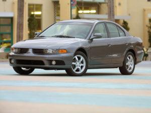 Комплект порогов MitsubishiGalant 8 (1996–2003)