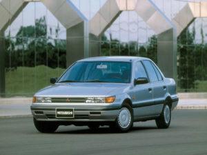 Комплект порогов MitsubishiLancer 4 (C6_A,C7_A) (1988 – 1991)