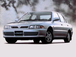 Комплект порогов MitsubishiLancer 5 (1991-1995)