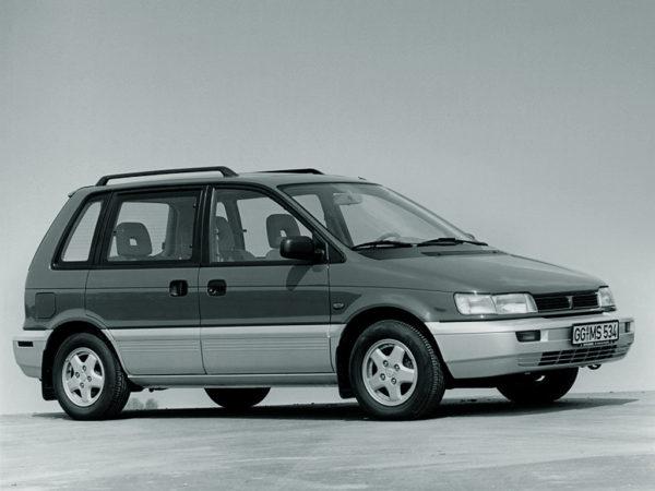 Комплект порогов Mitsubishi Space Runner (1991-1999)