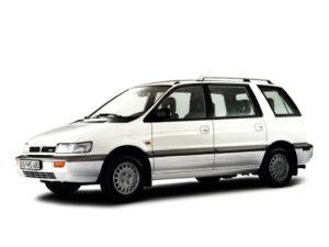 Комплект порогов Mitsubishi Space Wagon 1 (1991–1998)