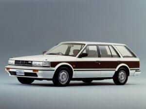 Комплект порогов Nissan Bluebird (1985–1990)