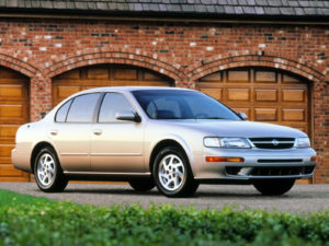 Комплект порогов Nissan Maxima A32 (1995-2000)