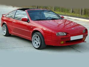 Комплект порогов Nissan 100NX (1990–1994)