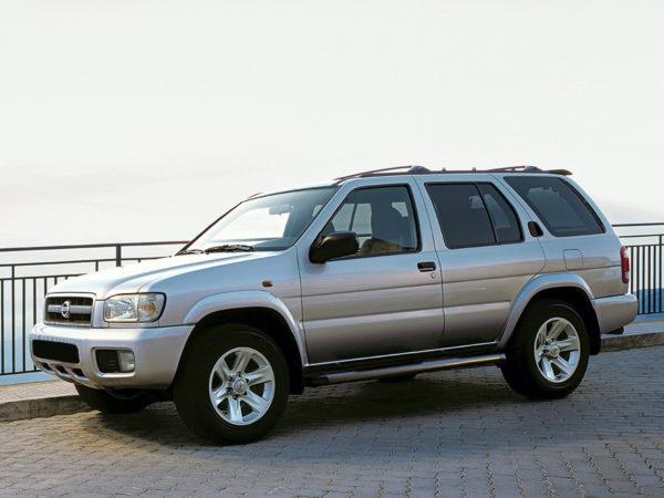 Комплект порогов Nissan Pathfinder 2 (1995-2003)