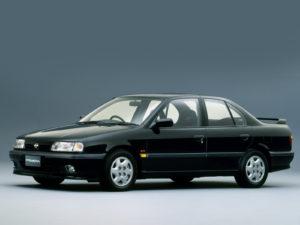Комплект порогов Nissan Primera P10 (1990-1996)