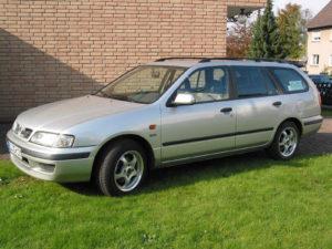 Комплект порогов Nissan Primera P11 (1996-2002)