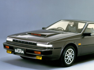 Комплект порогов Nissan Silvia S12 (1984-1987)