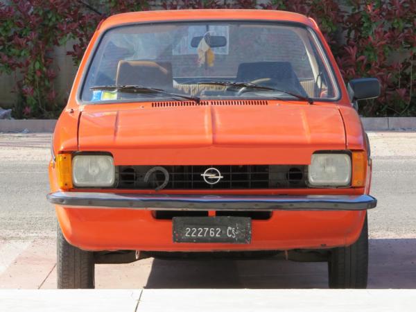 Комплект порогов Opel Kadet E (1984-1993)