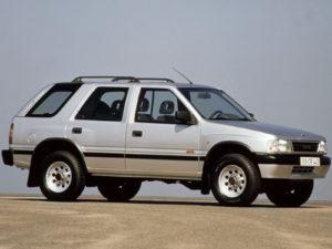 Комплект порогов Opel Frontera A (1992–1998)