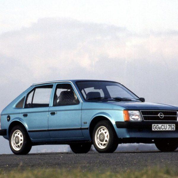 Комплект порогов Opel Kadet D (1979-1984)