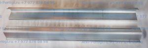 Комплект порогов CHRYSLER Pacifica (2004-2008)