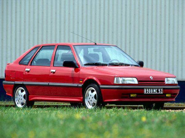 Комплект порогов Renault 21 (1987–1994)