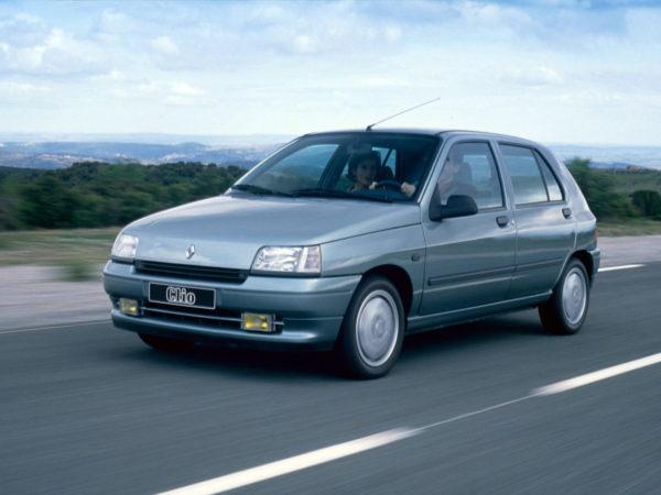 Комплект порогов Renault Clio 1 (1990–1996)