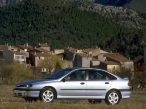 Комплект порогов Renault Laguna 1 (1994–2000)