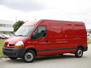 Комплект порогов Renault Master (1997–2010)