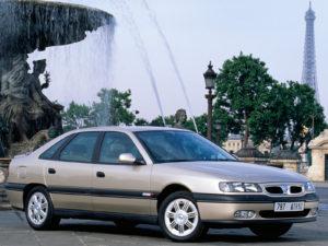 Комплект порогов Renault Safrane (1992–2000)