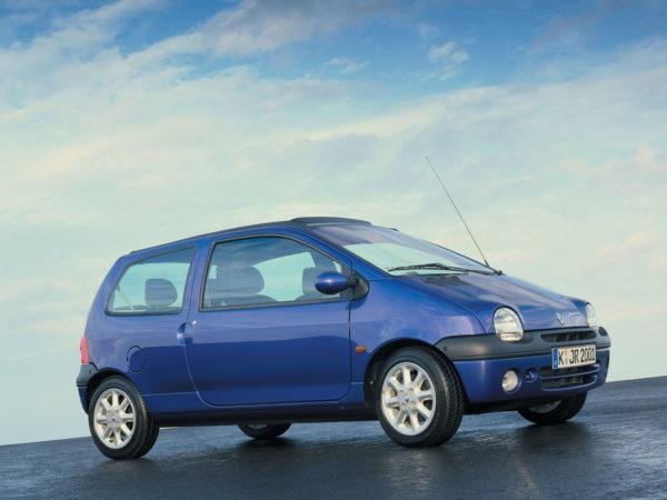 Комплект порогов Renault Twingo (C06) (1993–2006)