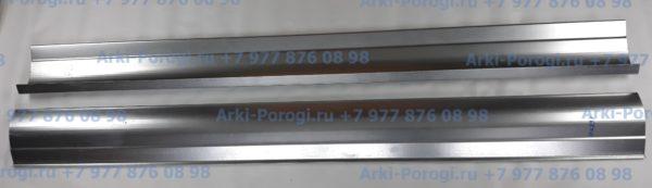 Комплект порогов DaewooRezzo (2000-2008)