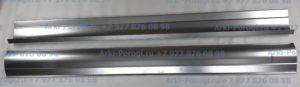 Комплект порогов DaewooTacuma (2000–2008)