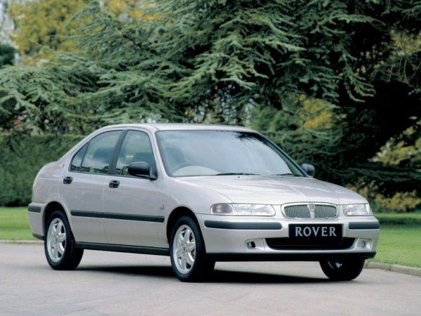 Комплект порогов Rover 400 (1995-2000)