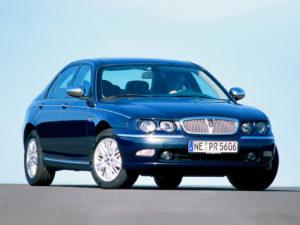 Комплект порогов Rover 75 (1999-2005)