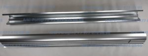 Киа Спектра: купить пороги из стали (1,2 мм)