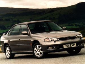 Комплект порогов Subaru Legacy Wagon 2 (1993–1999)