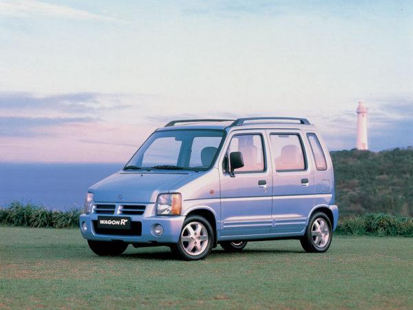 Комплект порогов Suzuki Wagon R+ (1993-н.в.)
